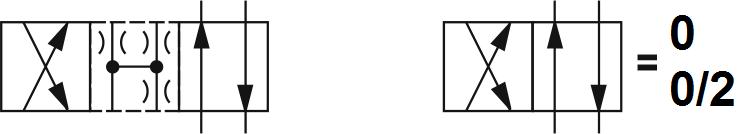 Гидрораспределитель Atos (Атос) DKE-16302A, условный проход 10 мм., электромагнитный, золотниковый, дискретный, одномагнитный