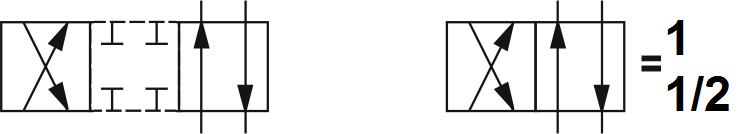 Гидрораспределитель Atos (Атос) DKE-17012, условный проход 10 мм., электромагнитный, золотниковый, дискретный, двухмагнитный